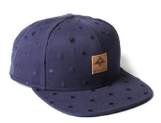 All The Trees Snapback Cap by LRG