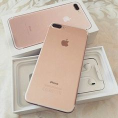 amazing, iphone 7 rose gold, and apple image Iphone 6, Coque Iphone, Apple Iphone, Iphone 7plus Rose Gold, Iphone 7 Plus Colors, Apple Coque, Smartphone, Accessoires Iphone, Iphone Cases Cute