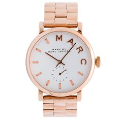 MARC BY MARC JACOBS WATCHES - Relógio Marc by Marc Jacobs baker bracelet 36MM - OQVestir