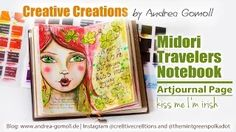 Cre8tiveCre8tions by Andrea Gomoll - YouTube