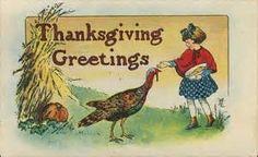 Thanksgiving Postcards - Bing images