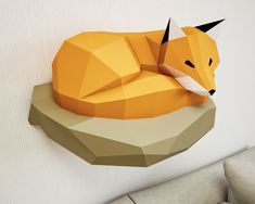 Papercraft – a new handmade trend. How to create 3D paper sculptures with your own hands?