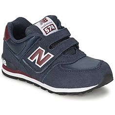 Trendy New Balance trainers for toddlers, so cute! #shoes #kids #trainers #toddlers #velcro #newbalance #uk