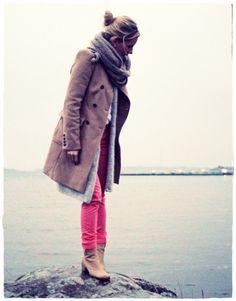 Me Naiset – Blogit | Kalastajan vaimo – Just dagens Rachel Zoe, Smart Casual, Fall Winter, Autumn, Fashion Beauty, Winter Jackets, Street Style, Fashion Outfits, My Style