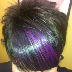 Paul mitchell ink works. Favorite purple I have ever done!