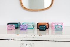 Vitriini treasure boxes by Anu Penttinen for Iittala