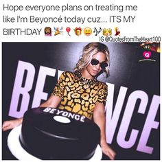 Happy Birthday 👑🐝🐝🍋🍋🍋🍋🍋 #Beyonce #QueenBey #HappyBirthday #HappyBirthdayToMe I know it's Beyonces bday but I made it so you can post it too on yours! 😘😘😘 **** it's not my birthday it's Beyonces 😂🍋🍋🍋 but I made it so that you can repost it.