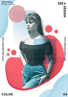 Affiche couleur 04 Zeka Design - #affiche #couleur #design #Zeka
