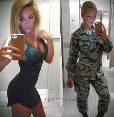 We have compiled 40 examples for you to demonstrate how beautiful armed women are in their real life. You will be very surprised when you see the difference between the most beautiful military women photos and real life clothes. How To Treat Diabetes, Free Facebook Likes, Best Diet Pills, Military Costumes, Best Walking Shoes, This Is Your Life, Military Girl, Military Women, Easy Food To Make