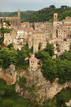 Sorano and Pitigliano – Tuscany, Italy – Jessica Zais Photography
