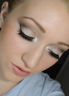 White Swan Make up look ♥ leesha!