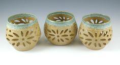 Luminaries by Fine Art Stoneware