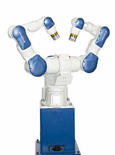 24 Best Dual-Arm Robots images in 2012   Robotics, Robots, Robot
