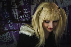 Misa Amane (Death Note) cosplay by MartyCos-Art