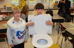 toilet costumes - Google Search