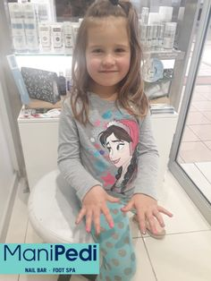 Is your princess in need of a #PrincessMani or #PrincessPedi? Send us a pic of your princess's nails in need of attention and you could win a R100 voucher on #ManiPediMonday.