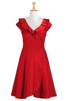 I <3 this Jamaica dress from eShakti