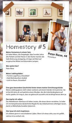 Peters Homestory: Hundert Jahre altes Parkett und Gitarren als Deko - Homestory #homestory #homestoryde #home #interior #design #inspiring #creative #porno al forno #peter #musiker #fotograf #altbau #gitarren
