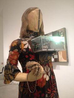 The Art Show Edward & Nancy Reddin Kienholz, 1963-1977.  Photo:  Blake Baron Ray, Berlinische Galerie, 2017