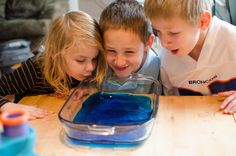 Teaching about salt water and the ocean- hands on fun for kids