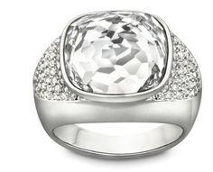 Swarovski Ring #jewelry #musthave #trendsetter #shine #mom