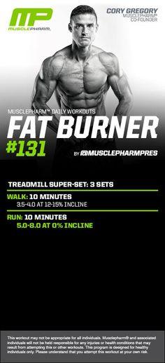 Fat burner #131