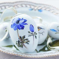 Decorative easter eggs from #royalcopenhagen