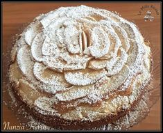 Torte Cake, Cake & Co, Italian Pastries, Italian Desserts, Cupcakes, Cupcake Cakes, Apple Recipes, Sweet Recipes, Clown Cake