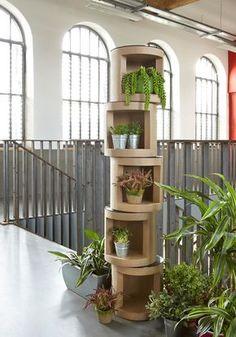 11 creations et meubles en cartons | CARTONRECUP A voir absolument http://cartonrecup.com/11-creations-et-meubles-en-carton/