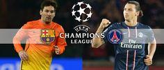 Barcelone-PSG (0-0) : Messi et Beckham chaufferont sur le banc !