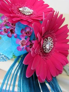 corsages..made on very similar
