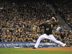 National League Wild Card Game: Pirates 6, Reds 2 (Photo credit: Chaz Palla  |  Tribune-Review)