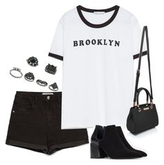 """""""Brooklyn"""" by alwayswearwhatyouwanttowear on Polyvore"""