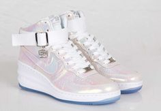 "Nike WMNS Air Force 1 ""Iridescent Pack"""