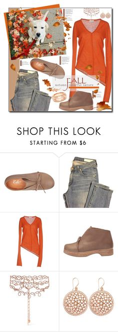 """""""CUTE"""" by court8434 ❤ liked on Polyvore featuring Calou Stockholm, rag & bone, Acne Studios, Erickson Beamon and Mary Louise Designs"""