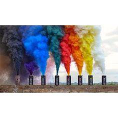 Enola Gaye Smoke Grenades - cool burning, ~$10