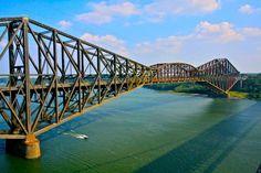 Chute Montmorency, Clermont, Belle Villa, Quebec City, Bridges, North America, Park, Apron, Quebec