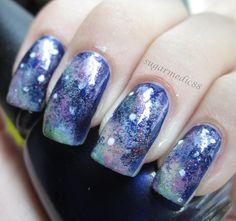 nebula #nail #polish