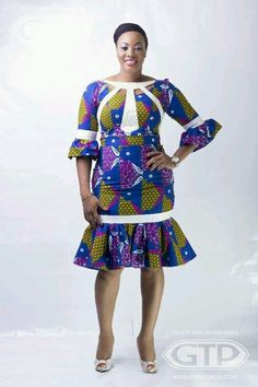 is an African fashion and lifestyle website that showcase trendy styles and designs, beauty, health, hairstyles, asoebi and latest ankara styles. African Inspired Fashion, Latest African Fashion Dresses, African Dresses For Women, African Print Fashion, Africa Fashion, African Wear, African Women, Ankara Gown Styles, Ankara Dress