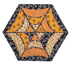 Cobweb Table Topper Pattern Download Quilting Sewing Pattern