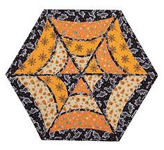 Cobweb Table Topper Pattern Download