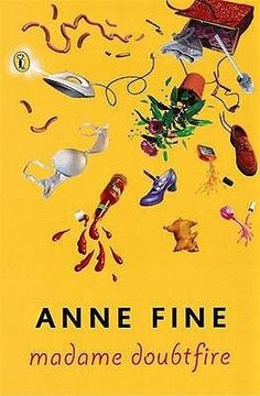 All about Madame Doubtfire by Anne Fine. LibraryThing is a cataloging and social networking site for booklovers Madame Doubtfire, Mrs Doubtfire, I Love Books, My Books, This Book, All Robins, English Reading, Library Card, How To Be Likeable