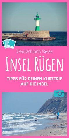 Rügen gehört mit zu beliebtesten Inseln in der deutschen Ostsee. Wer über ein verlängertes Wochenende, in welches ein Feiertag eingeschlossen ist, nach Rügen reisen möchte, sollte sich damit arrangieren, dass die Insel etwas überlaufen sein kann. Hier findest du Tipps für deinen Besuch. #Rügen #Deutschland #Inseln #Europa #RügenTipps