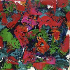 """"""" Diabolo """" Acrylique 100X100 Celine, Artworks, Colours, Paintings, Abstract, Style, Fashion, Summary, Swag"""