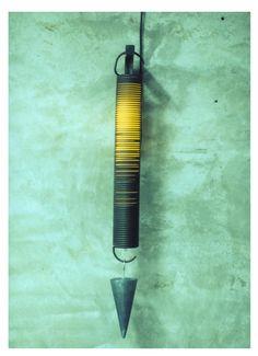 Spring Lamp, Assaf Eshet