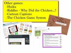 Juegos, creatividad y actividades