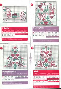 Gallery.ru / Фото #59 - Cross Stitch Crazy 171 декабрь 2012 - tymannost