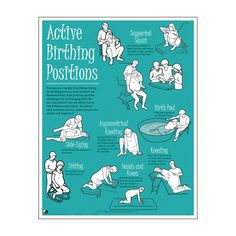 Birth Positions | Exalt Birth Services