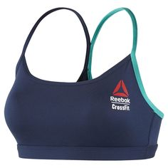 Walk into your nearest box with commanding confidence in this sports bra. Own any rope climb, box jump, or cardio that the day throws at you with this skinny racerback construction to keep you secure. Push through AMRAP to your better self with support and comfort from removable perforated cookies.