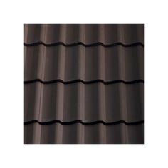 Sold in a variety of colours. Low Pitch, Concrete Tiles, Roof Tiles, Extension Ideas, Colours, Design, Concrete Roof Tiles